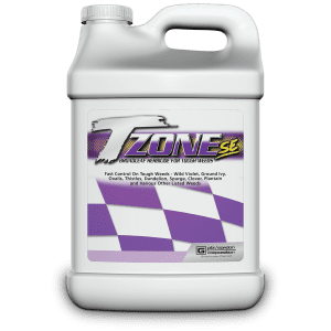 TZone™ SE Broadleaf Herbicide for Tough Weeds